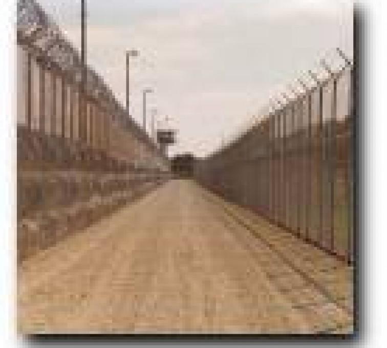 AFC Grand Island - High Security Fencing, 2109 Prison Fence Deadman Zone