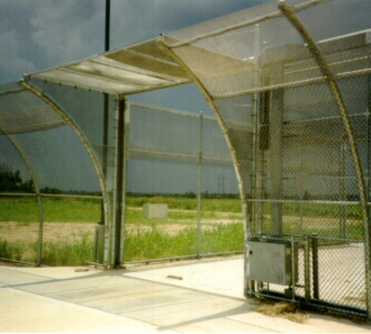 AFC Grand Island - High Security Fencing, 2111TyMetal Plus Gate with First Defence Prison Fencing