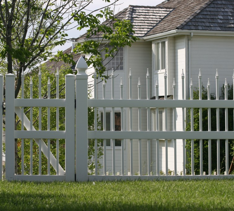 AFC Grand Island - Vinyl Fencing, 4' Ornamental Warrior 851