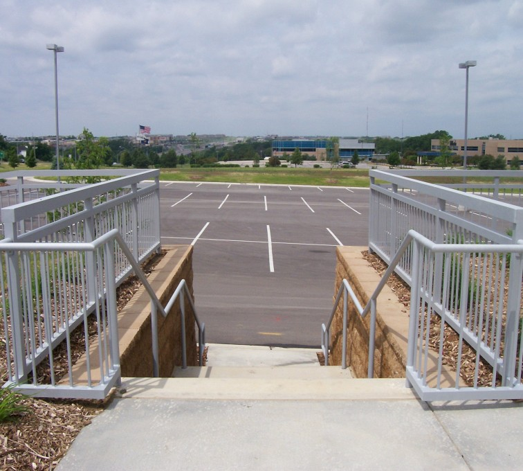 AFC Grand Island - Custom Railing, Covnetry- 170th and Dodge - Omaha 1