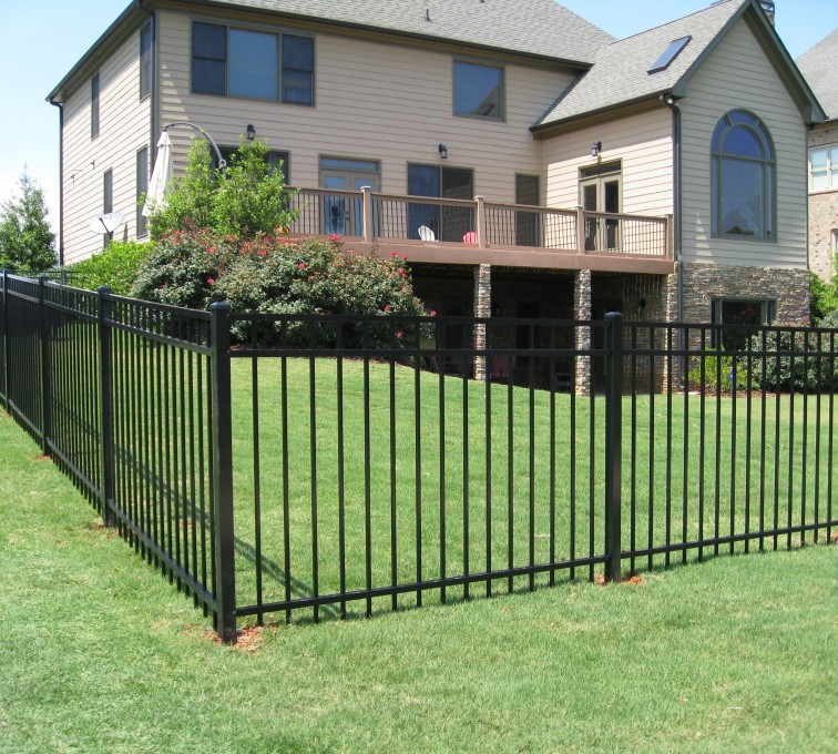AFC Grand Island - Ameristar Ornamental Fencing, Echelon Majestic (2)