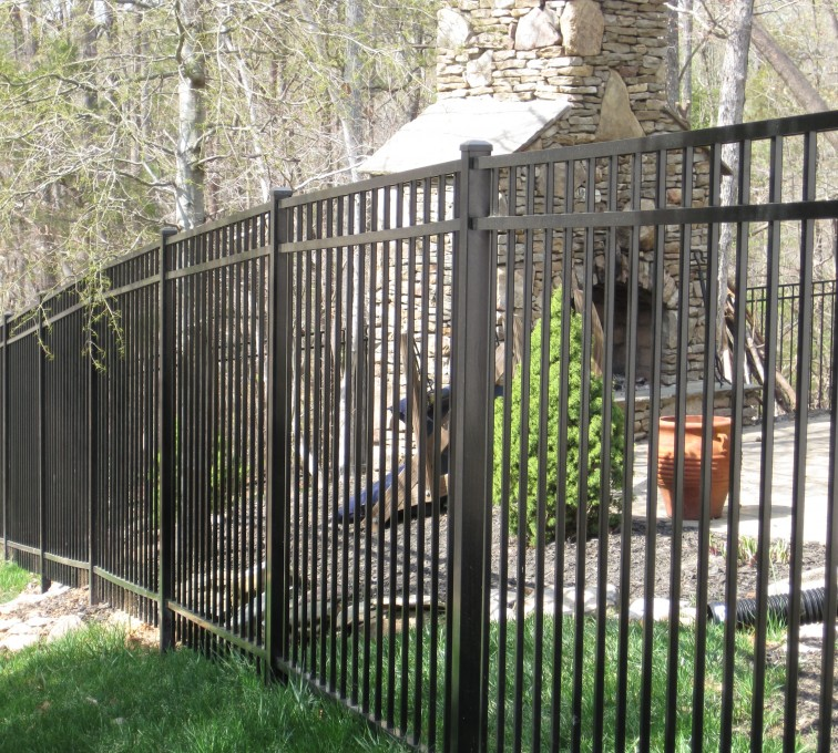 AFC Grand Island - Ameristar Ornamental Fencing, Echelon Majestic