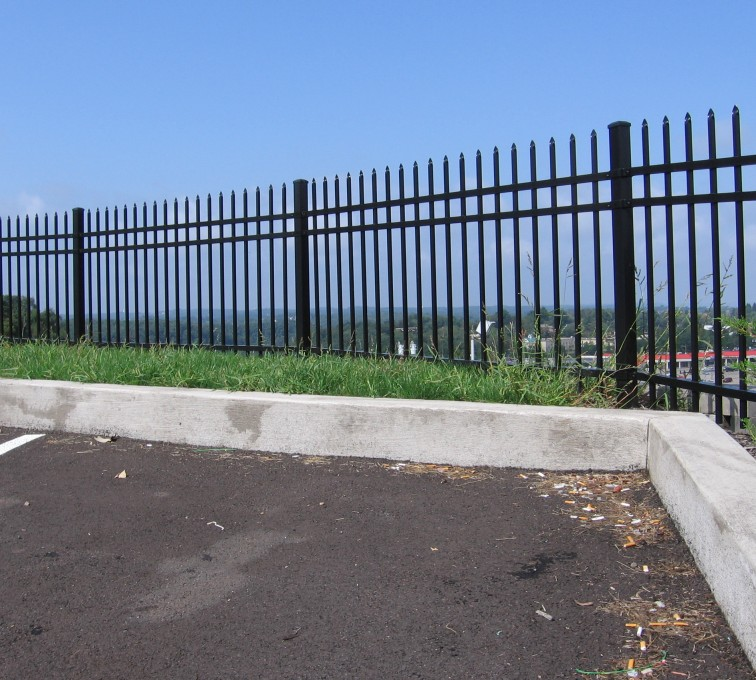 AFC Grand Island - Ameristar Ornamental Fencing, Echelon Plus Classic