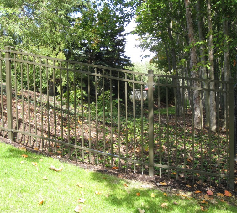 AFC Grand Island - Ameristar Ornamental Fencing, Echelon Plus Majestic (2)