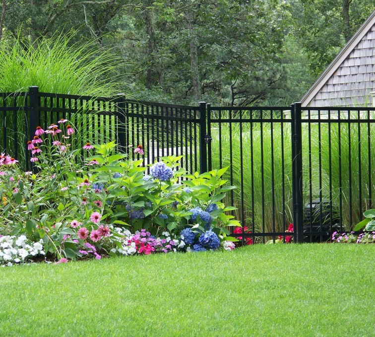 AFC Grand Island - Ameristar Ornamental Fencing, Echelon Plus Majestic