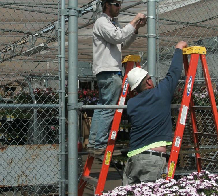 AFC Grand Island - Chain Link Fencing