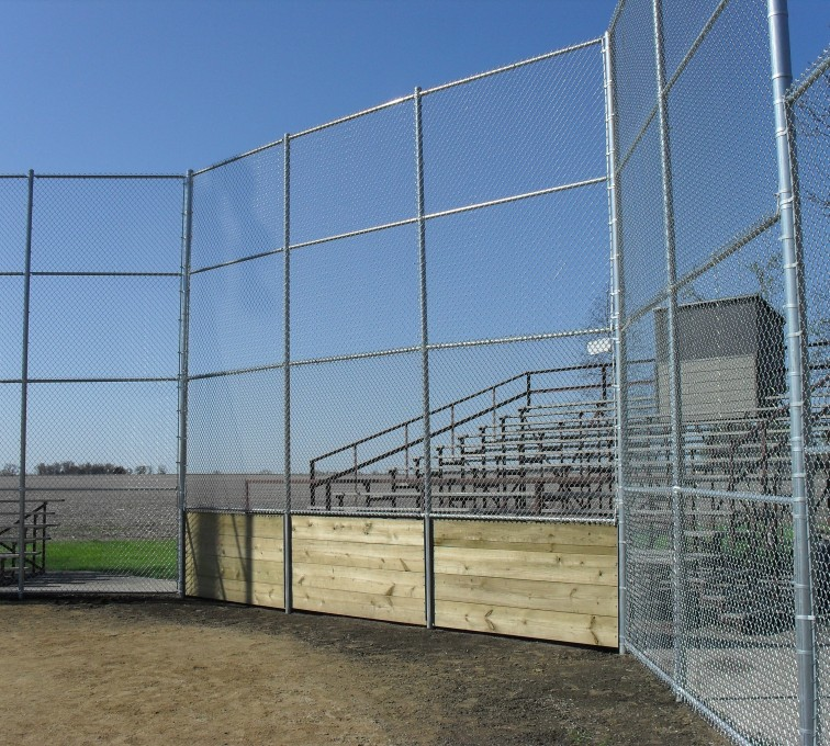 AFC Grand Island - Sports Fencing, Johnson Brock Ballfield