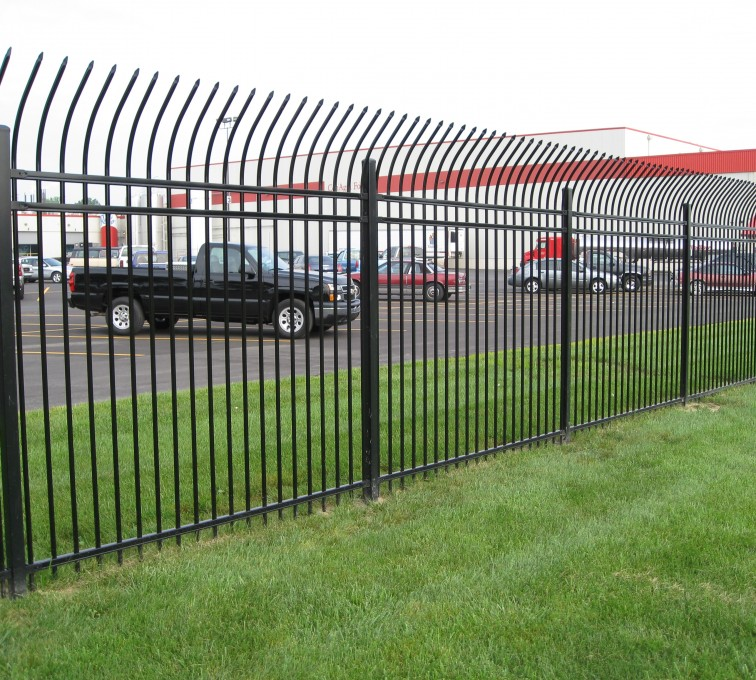 AFC Grand Island - Ameristar Ornamental Fencing, Montage Commercial Invincible