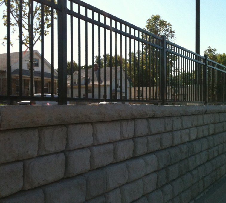 AFC Grand Island - Ameristar Ornamental Fencing, Montage Plus Majestic (2)
