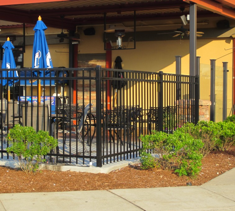 AFC Grand Island - Ameristar Ornamental Fencing, Montage Plus Majestic