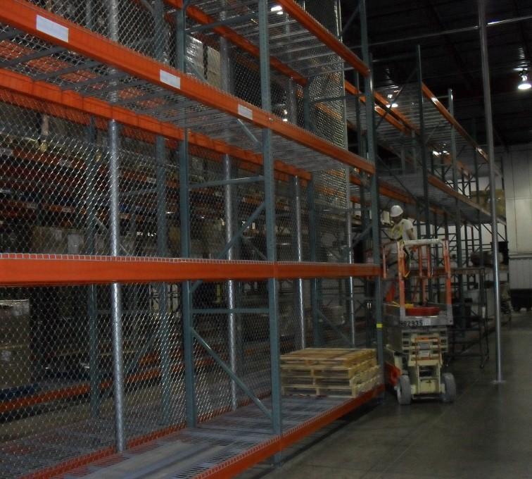 AFC Grand Island - Chain Link Fencing, Pfizer