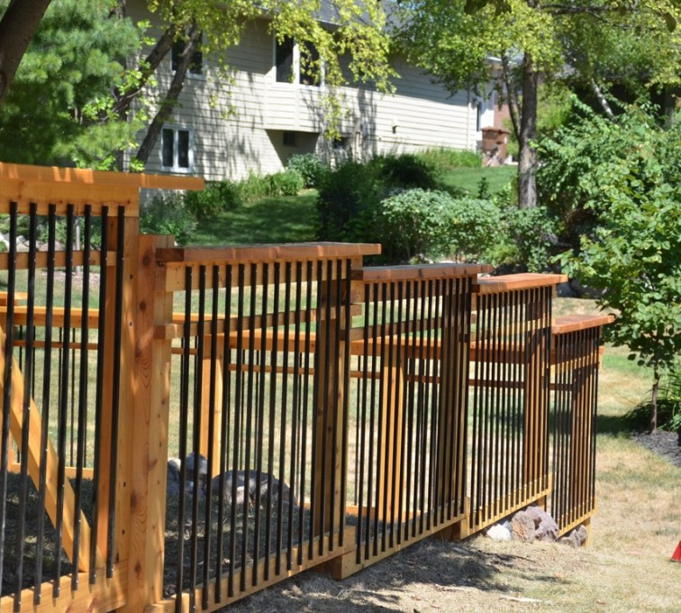 Woodland Series American Fence Company Grand Island And
