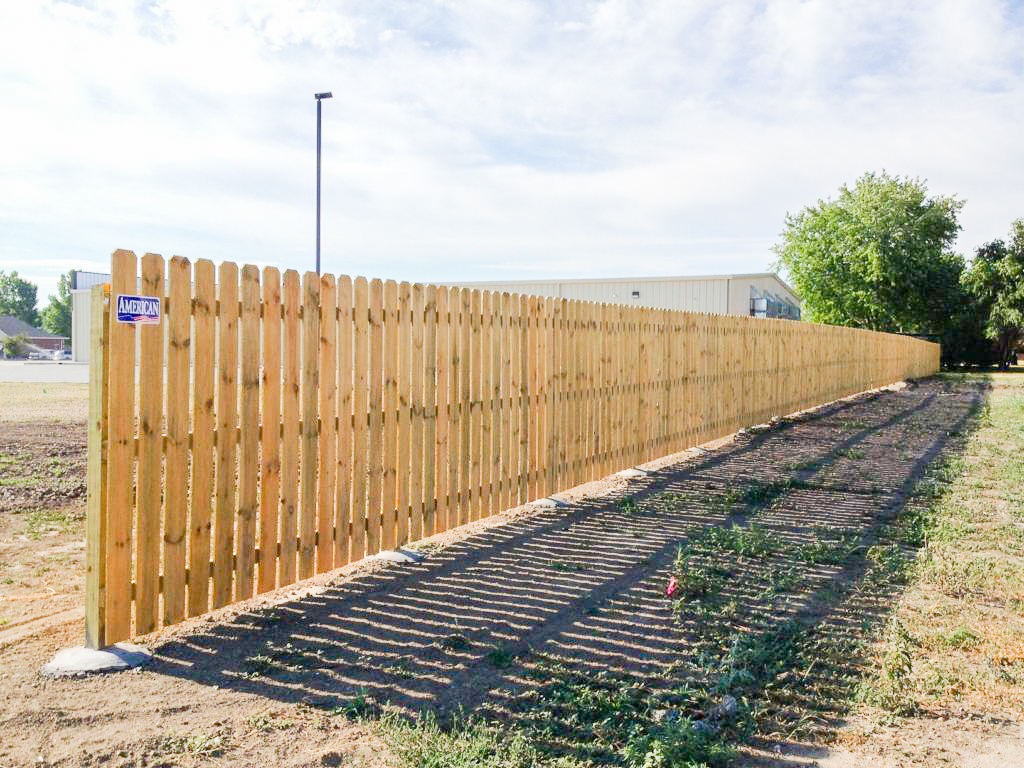Perfect Alternative To Cedar Fence Serving Grand Island