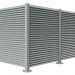 New Horizontal Louvers from PalmSHIELD
